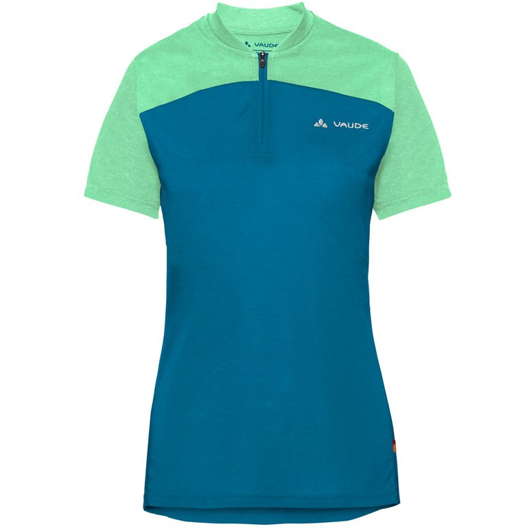 Vaude Women's Tremalzo Shirt IV Damen - kingfisher