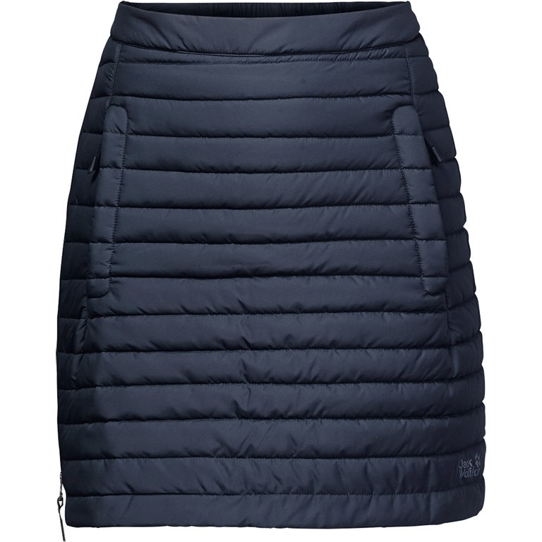 Jack Wolfskin Iceguard Skirt Women - midnight blue