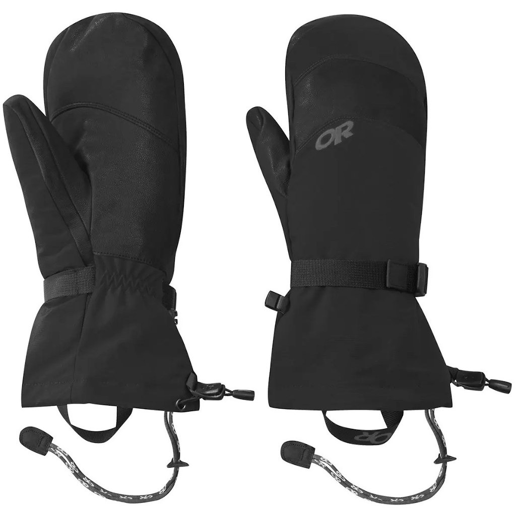 Picture of Outdoor Research Women's Highcamp Mitts - black