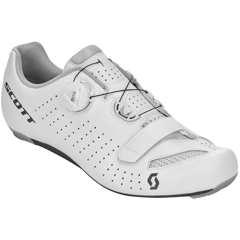 SCOTT Road Comp Boa Shoe - white/black