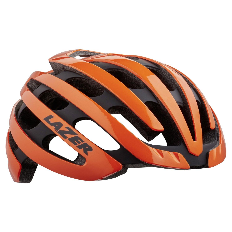 Lazer Z1 Helmet - flash orange
