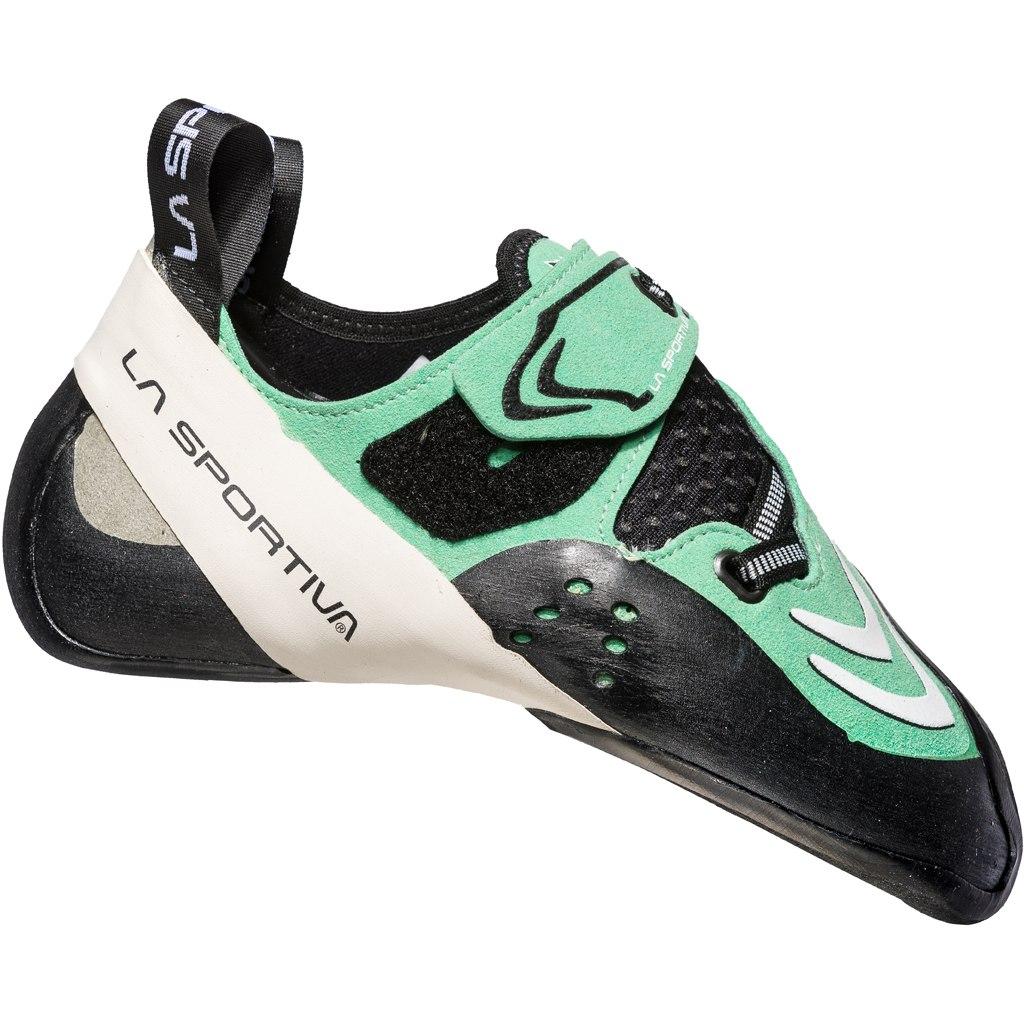 La Sportiva Futura Climbing Shoes Women - Jade Green/White