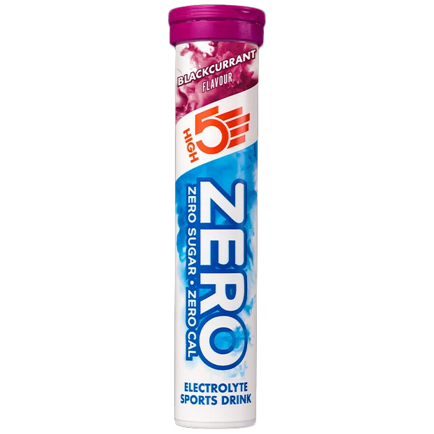 Image of High5 Zero - Electrolyte Sports Drink - 20 Tablets
