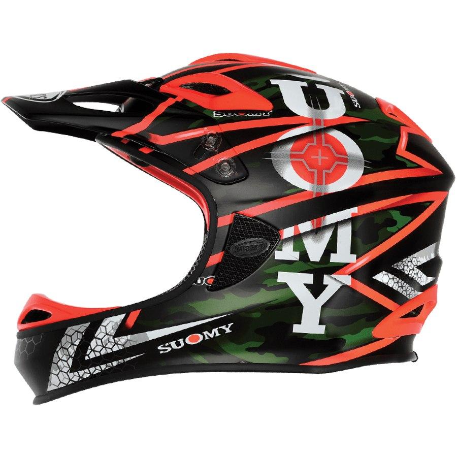 Image of Suomy Jumper Gun Fullface-Helmet - gun matt