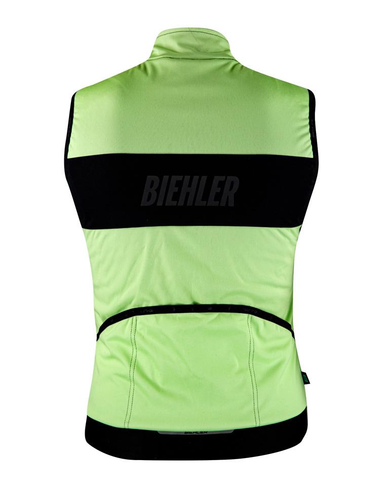 Image of Biehler Defender Women's Gilet - Fresh Lime