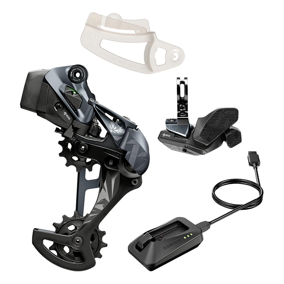 Produktbild von SRAM XX1 Eagle AXS Upgrade Kit - Rocker Paddle - 12-fach