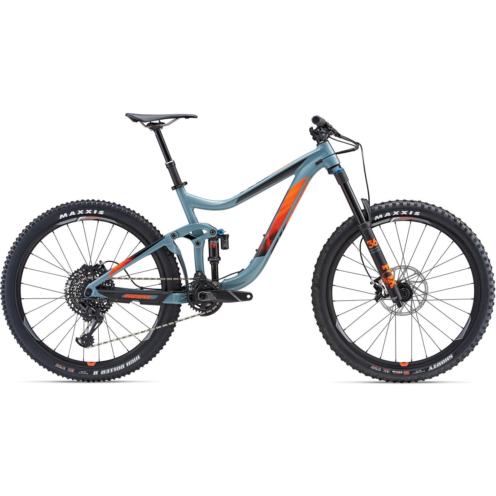Giant REIGN 1.5 GE LTD Mountainbike - 2018 - matte gray/neon orange