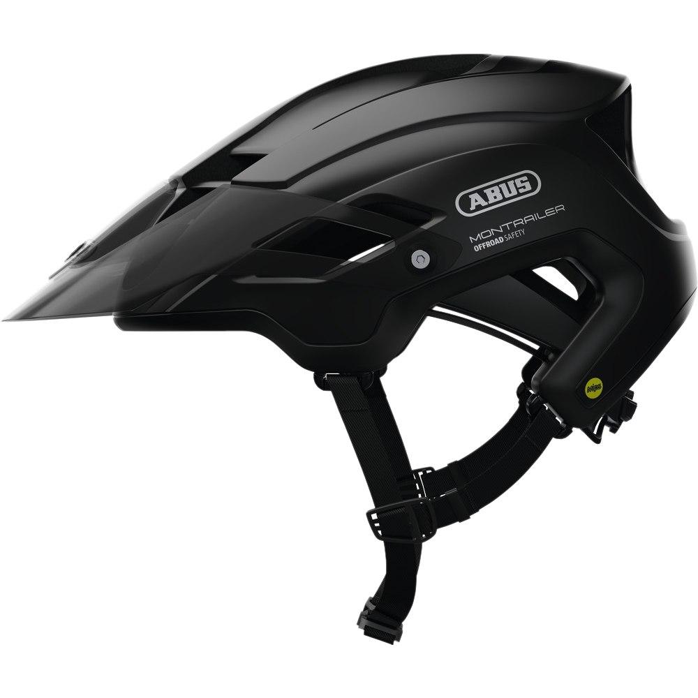 ABUS MonTrailer Mips Helmet - velvet black