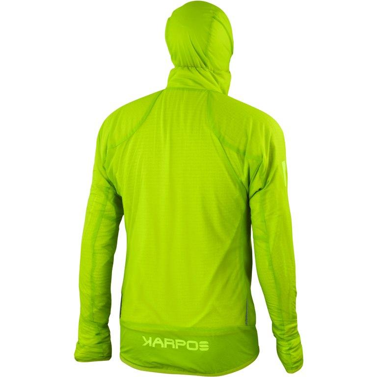 Image of Karpos Lyskamm Jacket - karpos green