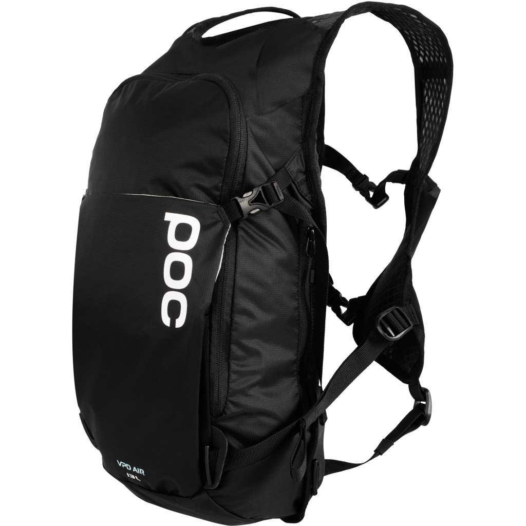 POC Spine VPD Air Backpack 13 Protektorenrucksack - 1002 Uranium Black