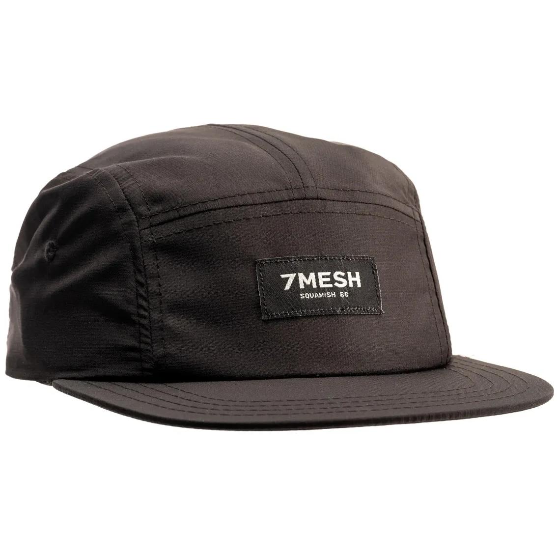 7mesh Trailside Gorra - Black