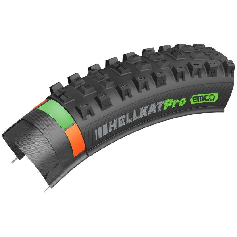 Bild von Kenda Hellkat Pro EMC E-Bike Faltreifen - ECE-R75 - 27,5x2,60 Zoll