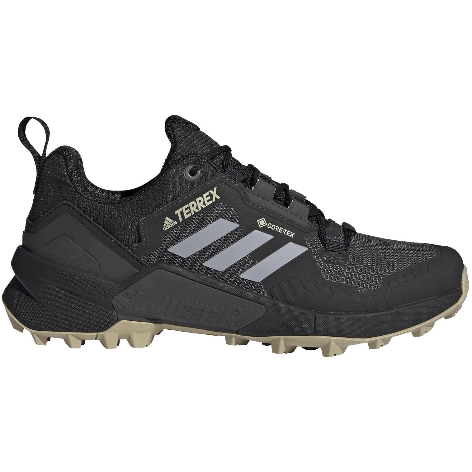adidas TERREX Swift R3 GORE-TEX Zapatillas de Senderismo Mujer - core black/halo silver/dgh solid grey FW2779