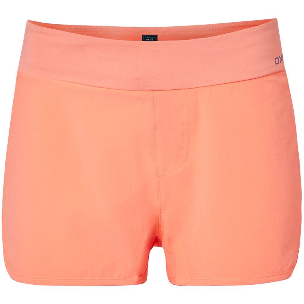 O'Neill Essential Damen Badeshorts - Neon Peach