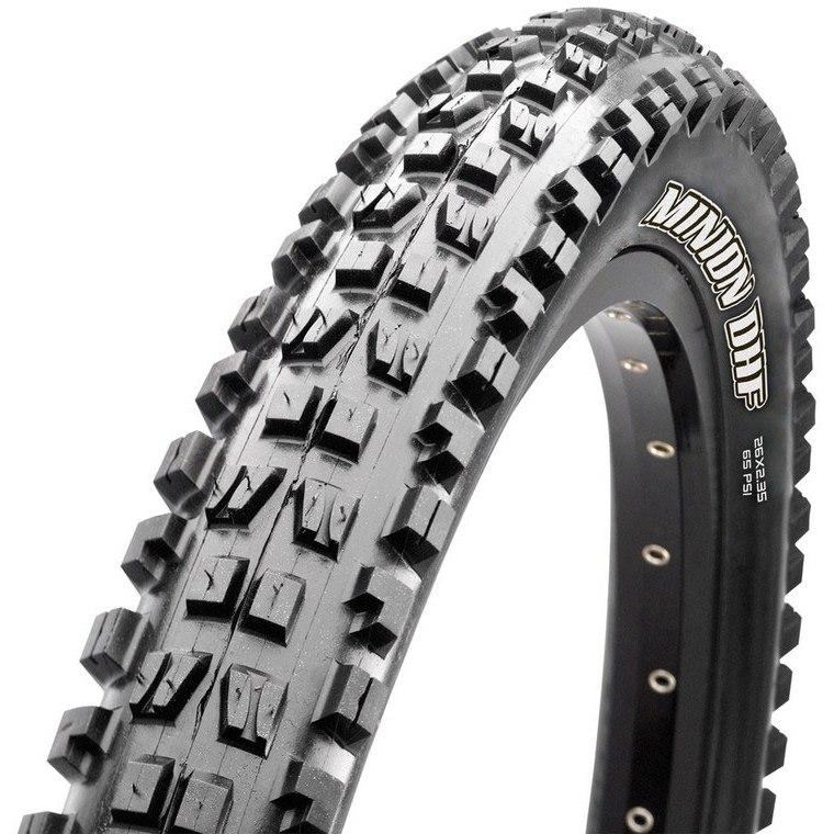 "Picture of Maxxis Minion DHF MTB Folding Tire TR EXO+ 3C MaxxTerra WT - 27.5x2.60"""