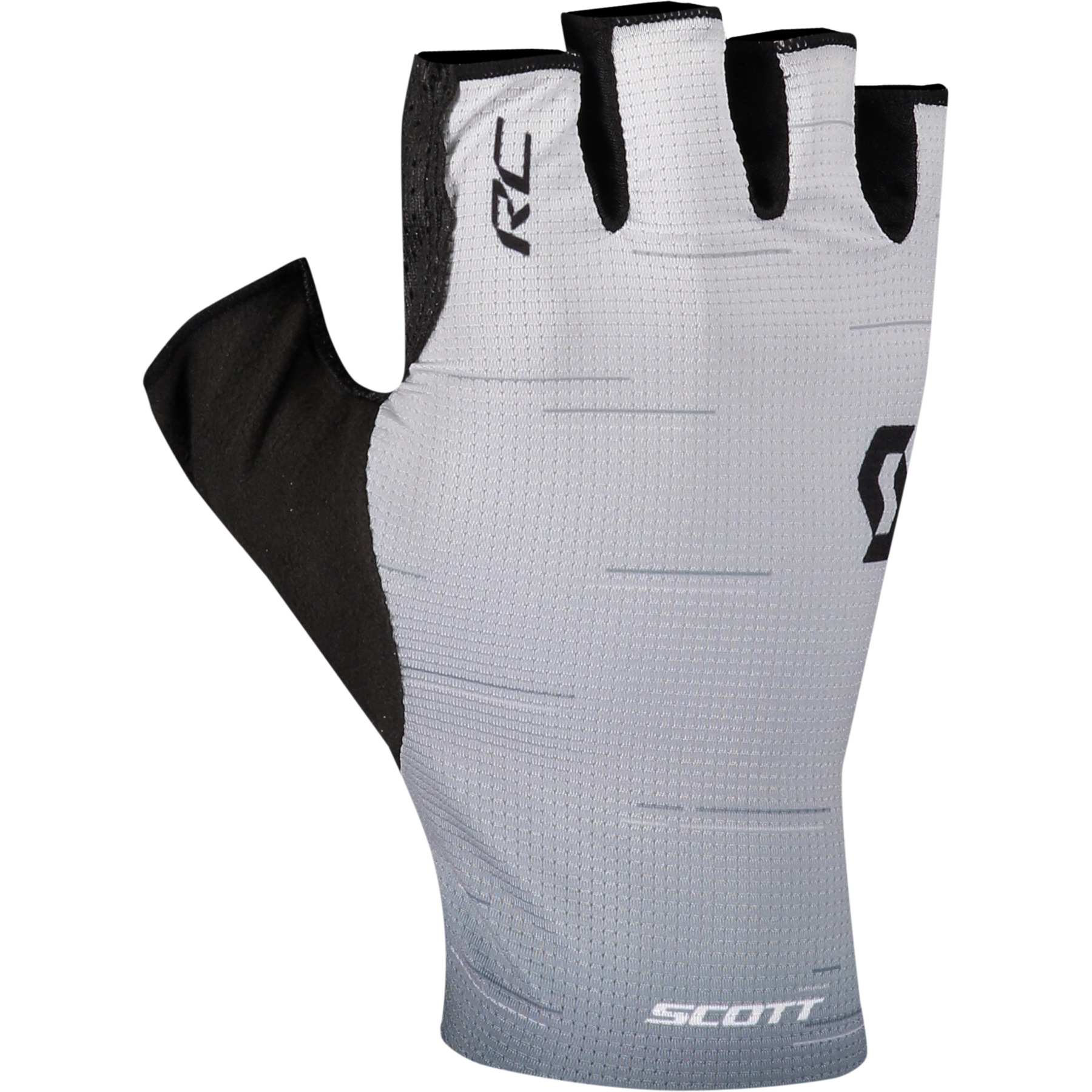 SCOTT RC Pro SF Gloves - white/black