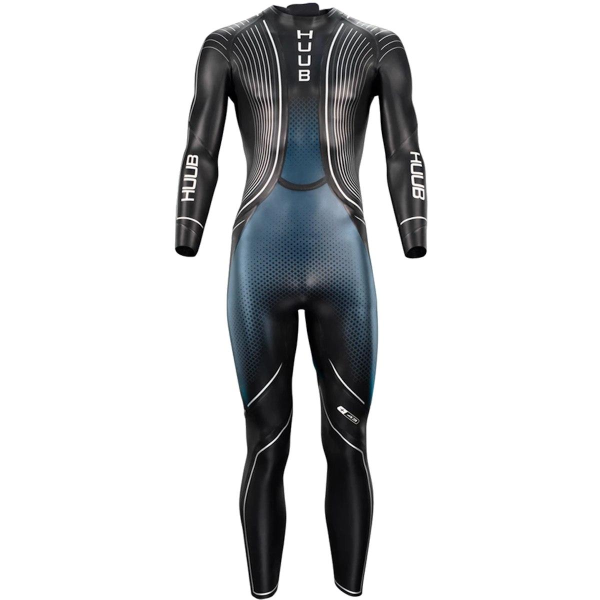 Produktbild von HUUB Design Brownlee Agilis 3:5 Herren Wetsuit - schwarz/blau