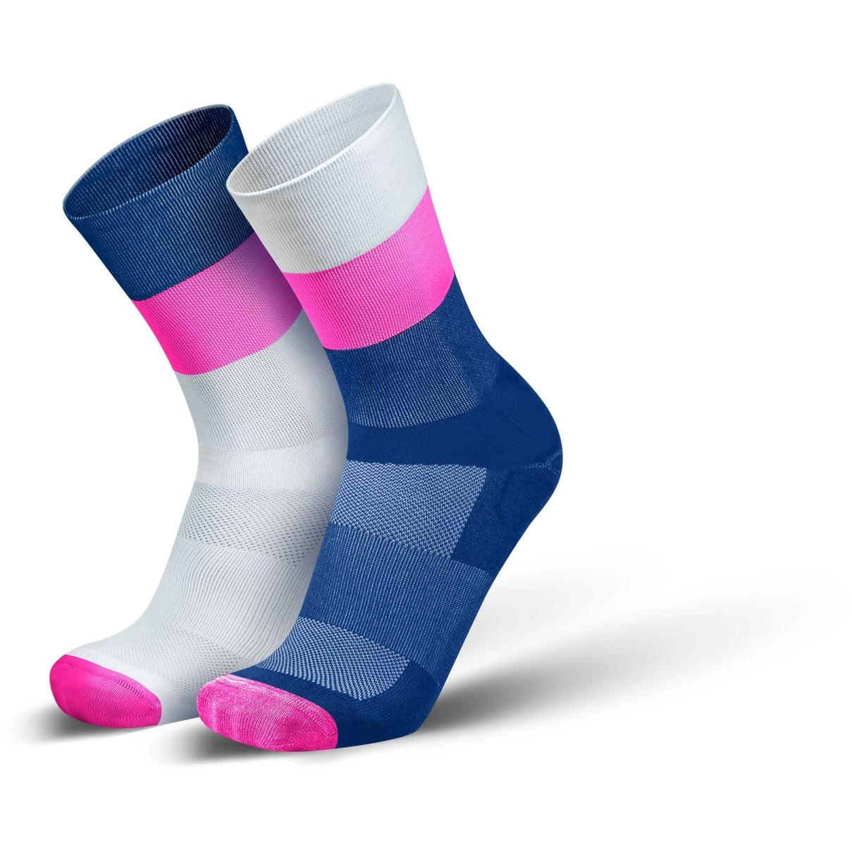 Produktbild von INCYLENCE Ultralight Mirrored Socken - Pink