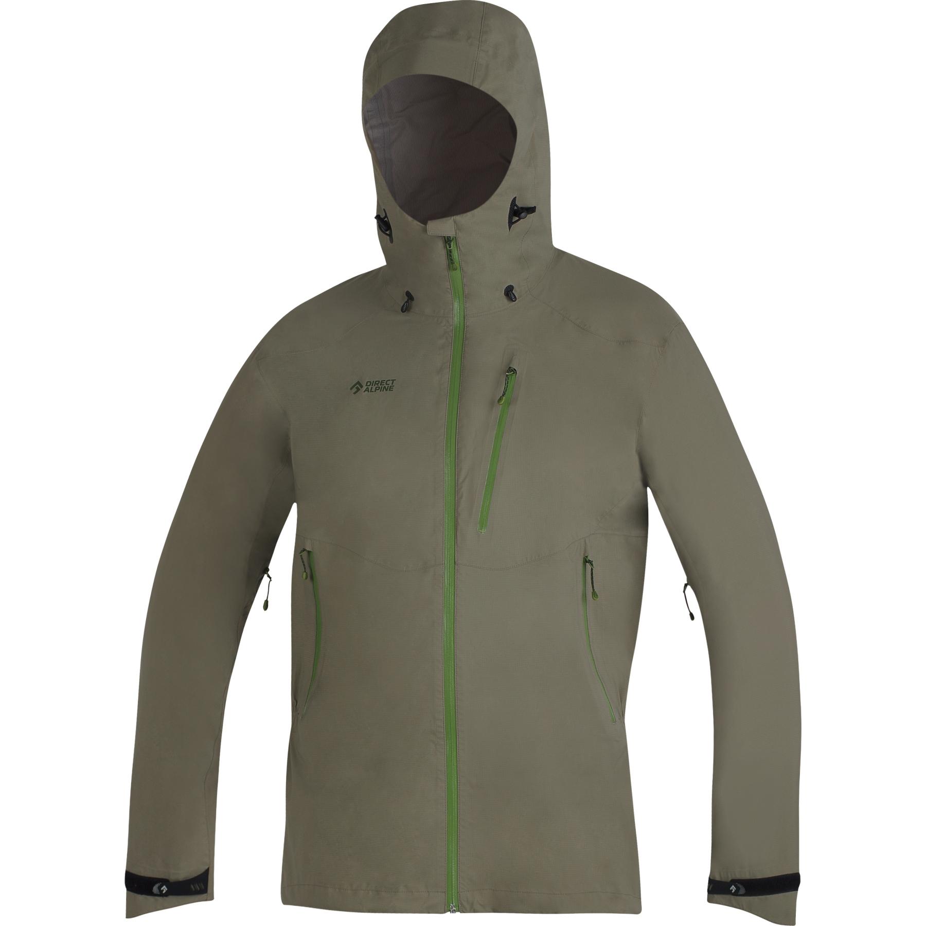 Directalpine Talung 3.0 Jacket - khaki