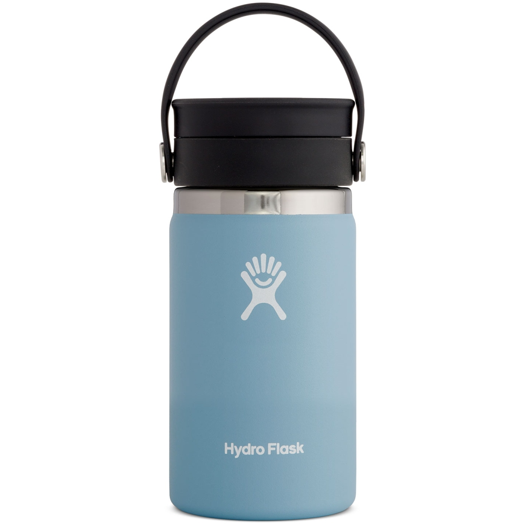 Hydro Flask 12oz Coffee Flex Sip™ Lid Thermoflasche - 355ml - Rain