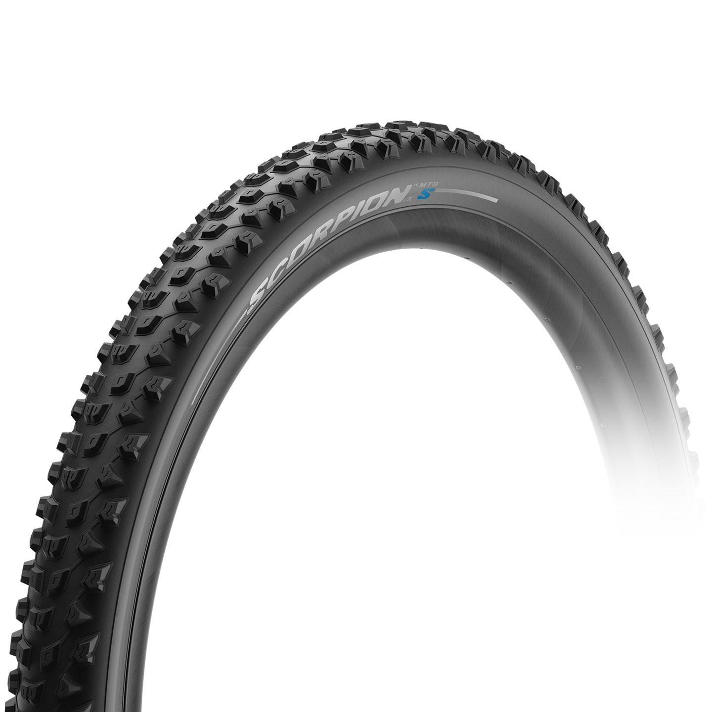 Pirelli Scorpion S Lite MTB Folding Tire - 29x2.4 Inches - black