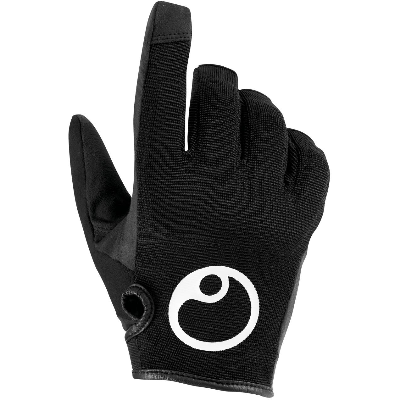 Ergon HE2 Evo Full Finger Gloves - black