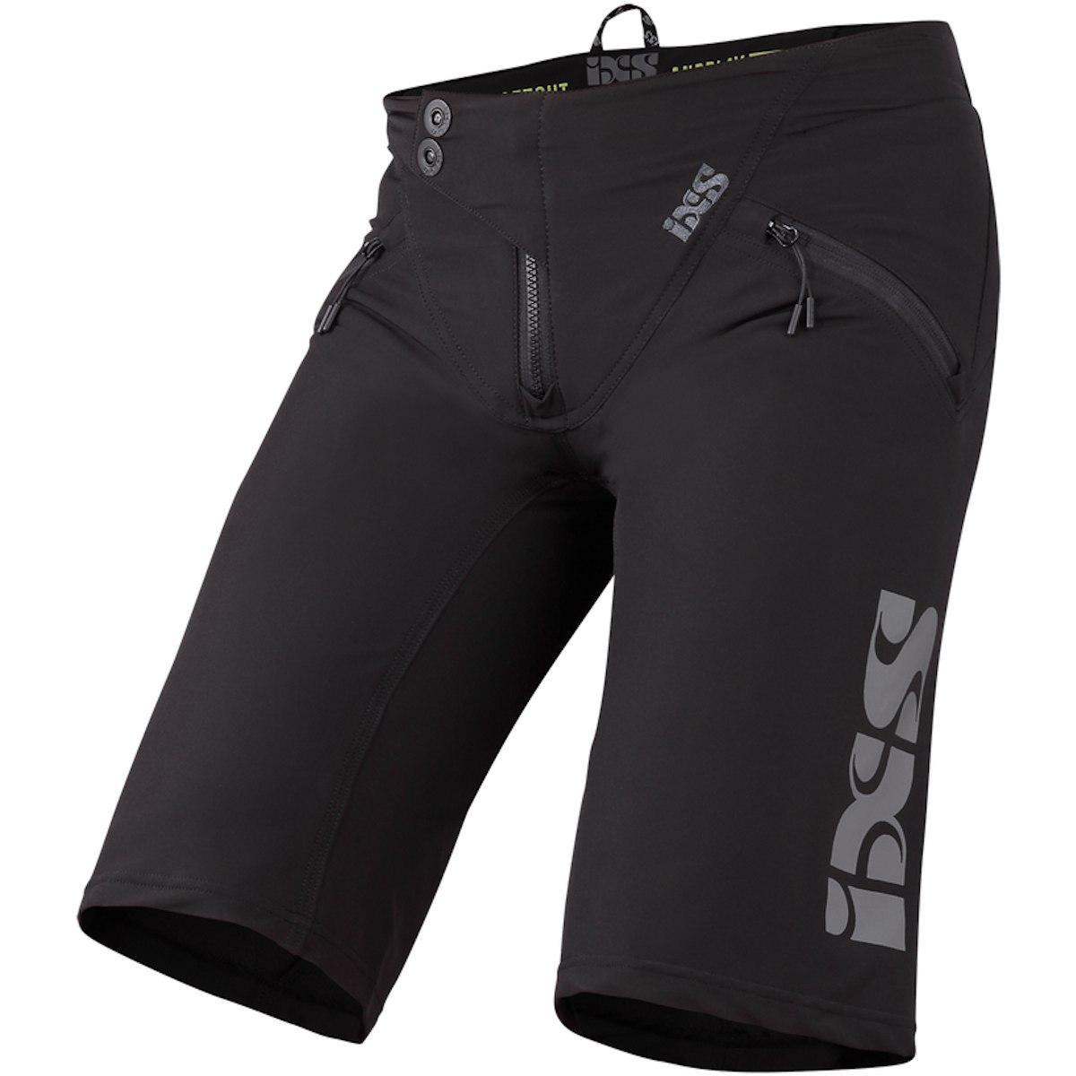 iXS Race Trigger Shorts - black/graphite