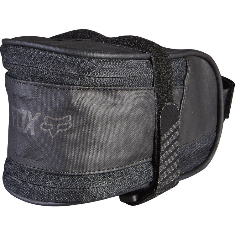 FOX Large Seat Bag - black