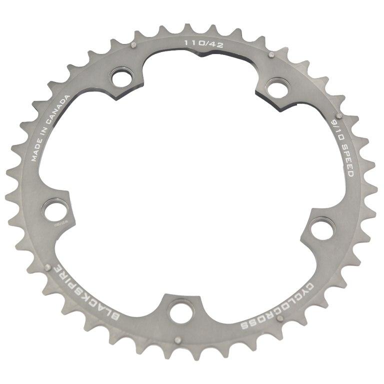 Blackspire Cyclocross Chainring - 5-Arm - 110mm