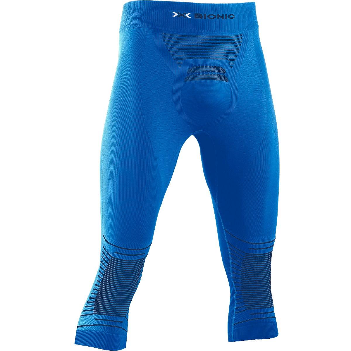 X-Bionic Energizer 4.0 Unterhose 3/4 für Herren - teal blue/anthracite