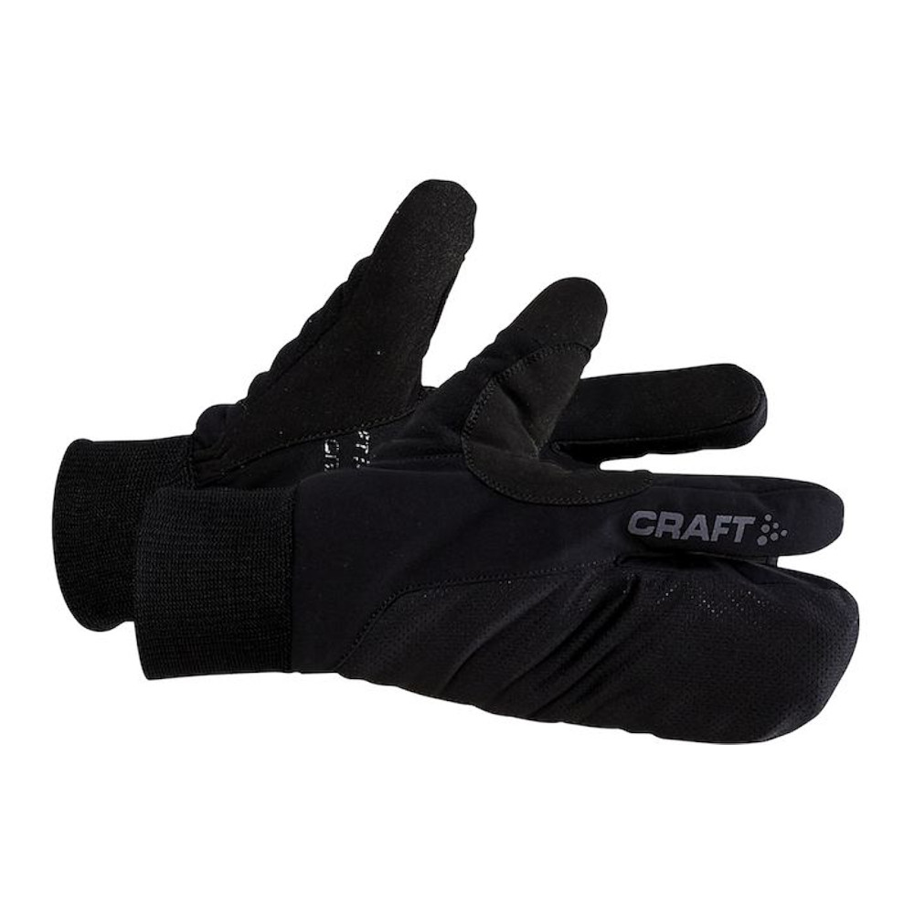 Image of CRAFT Core Insulated Split Finger Gloves 1909891 - 999000 Black