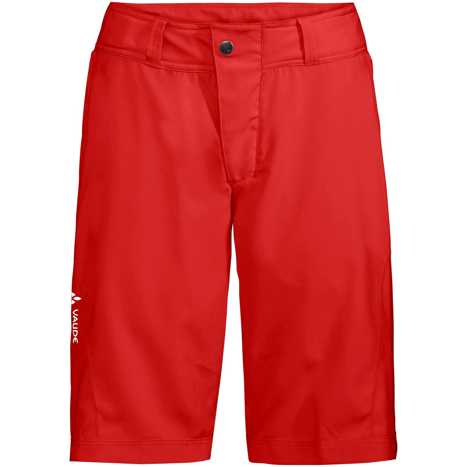 Vaude Ledro Damen Shorts - mars red