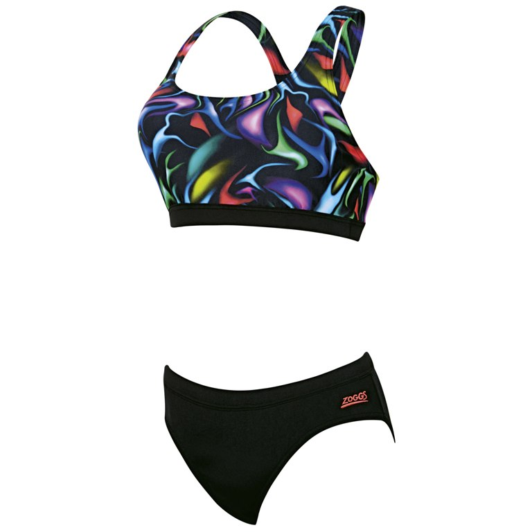 Bild von Zoggs Blast Muscle 2 Piece Bikini - multi