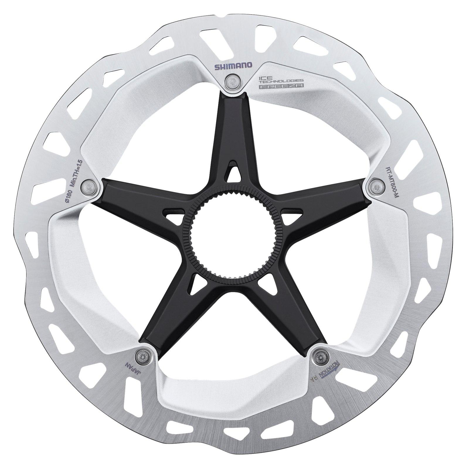 Produktbild von Shimano Deore XT RT-MT800 Ice-Tech Freeza Bremsscheibe Centerlock