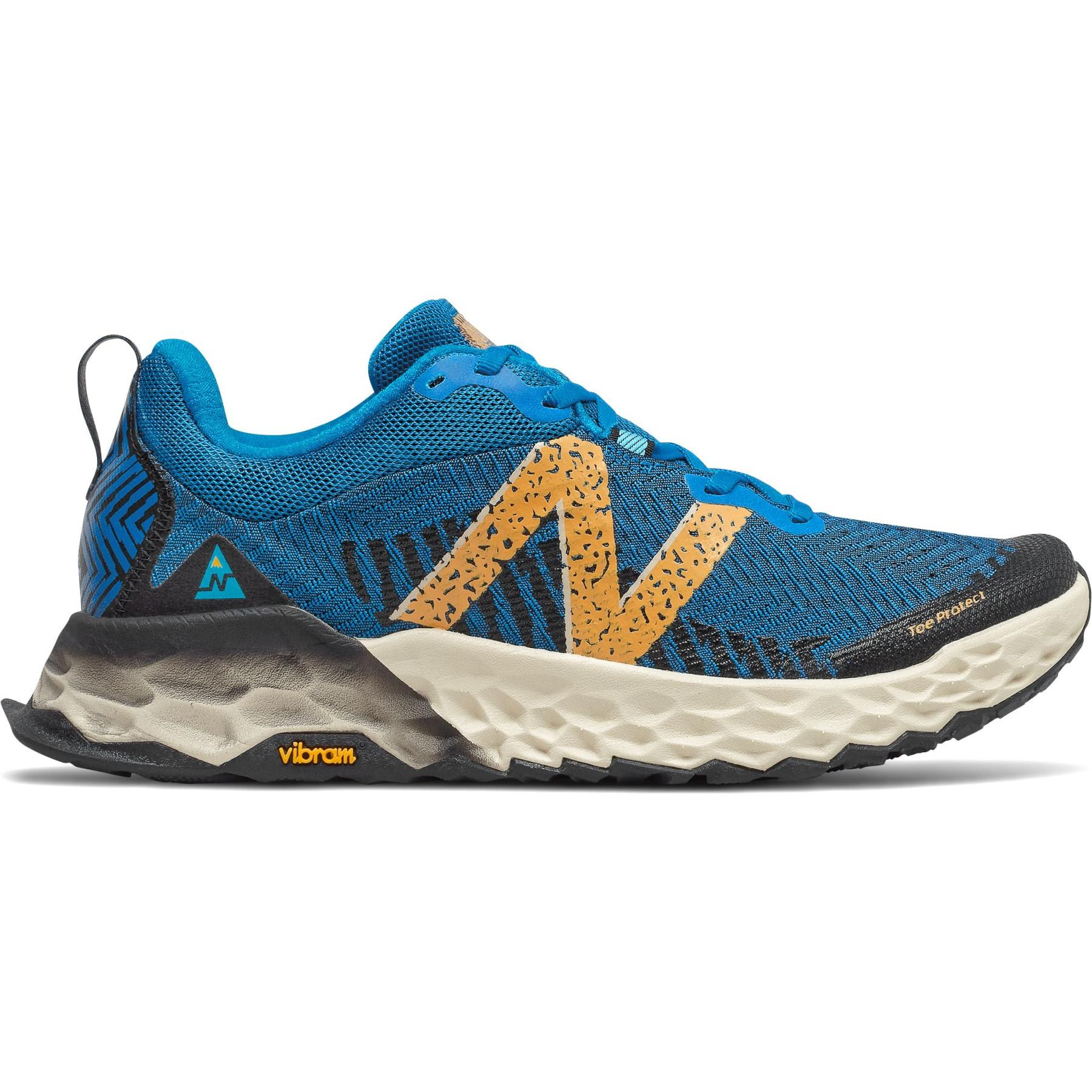 Produktbild von New Balance Fresh Foam Hierro v6 Trail Running Schuhe - Blue