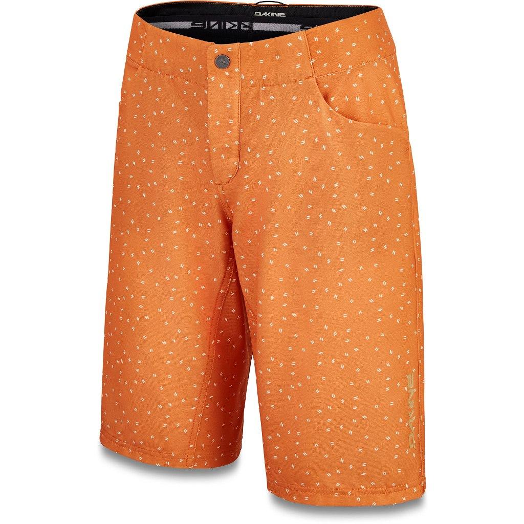 """Dakine Women's Faye Shorts 13"""" with Liner - Desert Sun Micro Dash"""