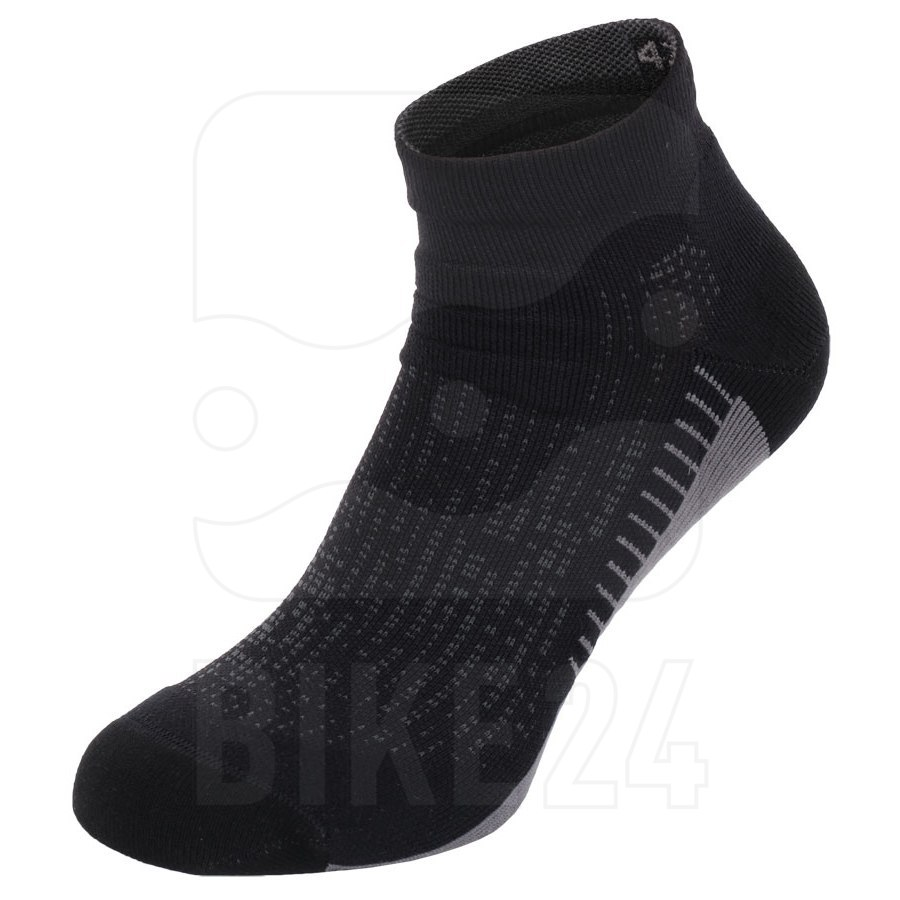 asics Ultra Comfort Quarter Sock - performance black