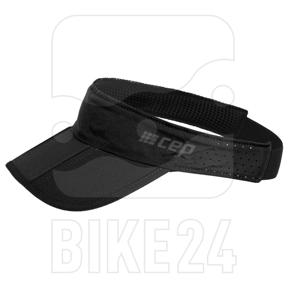 CEP Running Visor - black