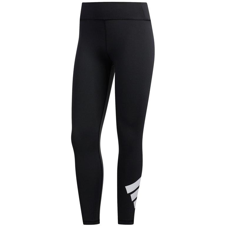 adidas Women's Circuit Badge of Sport 7/8 Tights - black/grey six FL2019