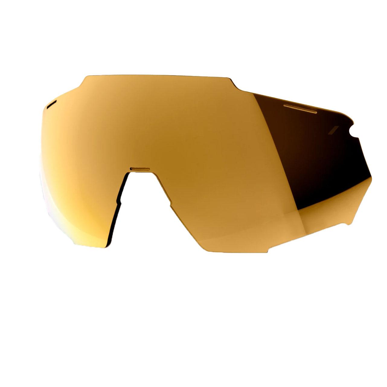 100% Racetrap Lente de repuesto - Mirror - Bronze