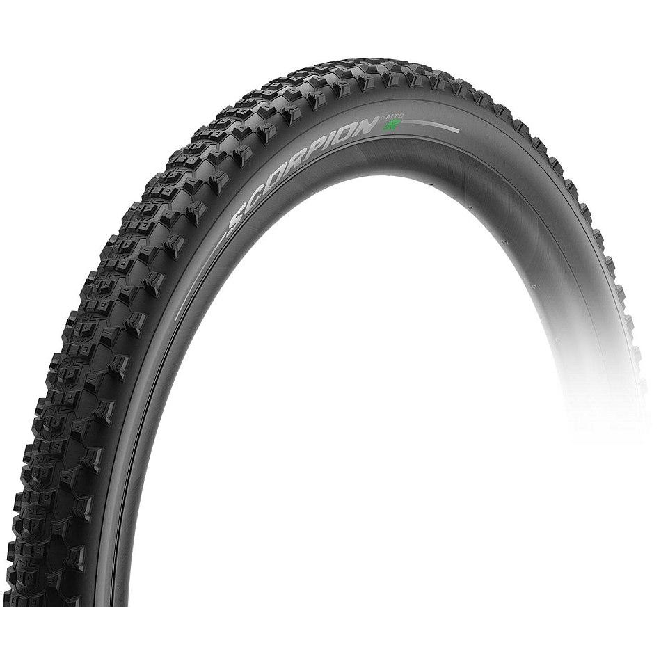 Pirelli Scorpion R MTB Folding Tire - 29x2.4 Inches - black