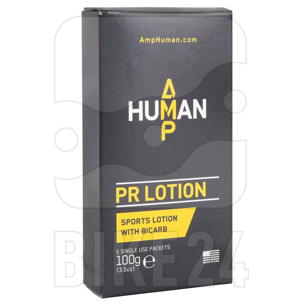 Produktbild von Amp Human PR Sport-Lotion - 5x20g