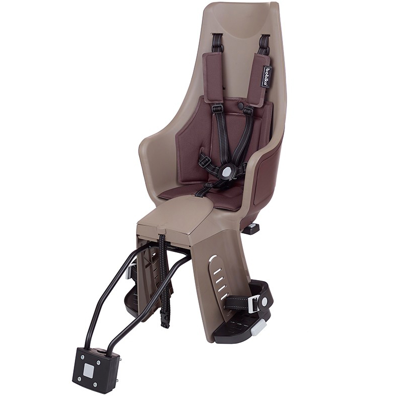 Bobike Exclusive Maxi Plus 1P Rear Child Seat - Toffee Brown