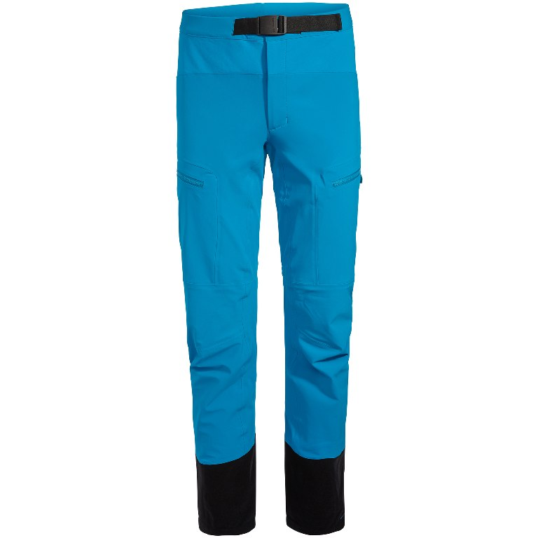 Vaude Men's Shuksan Hybrid Pants - icicle