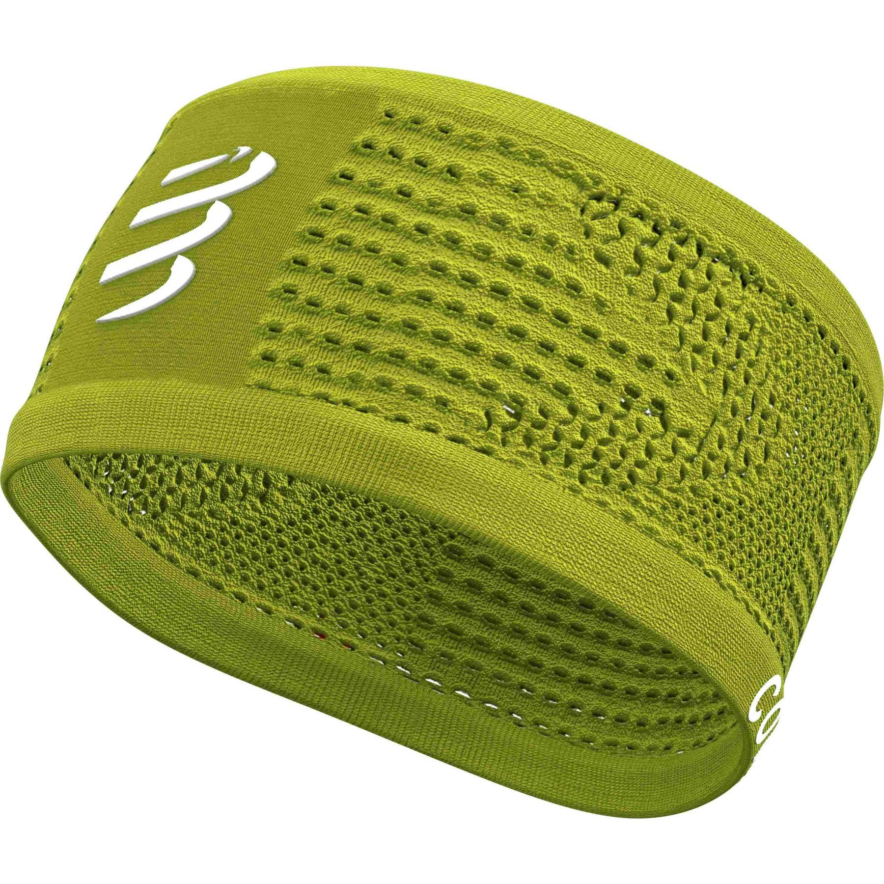 Produktbild von Compressport Stirnband On/Off - lime