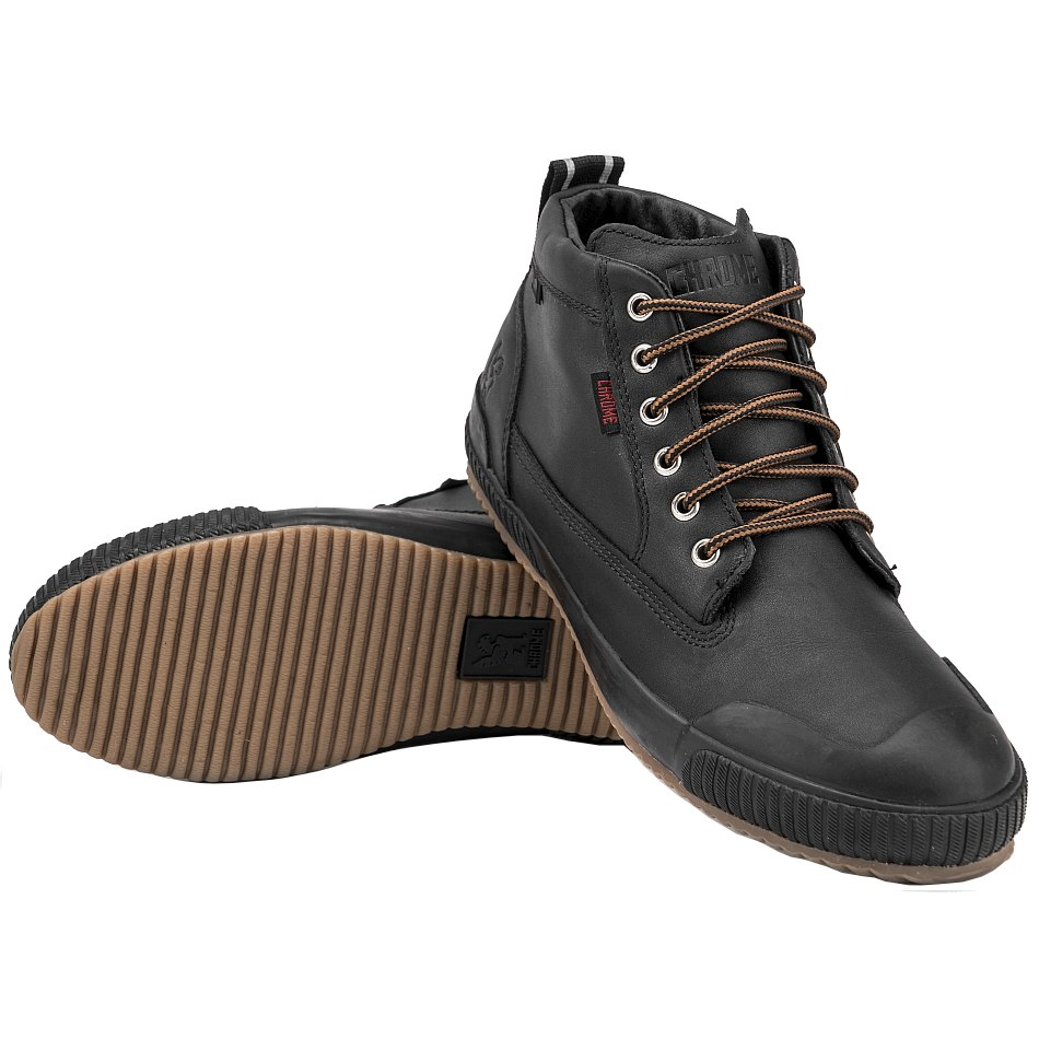 CHROME Storm 415 Work Boot - Black
