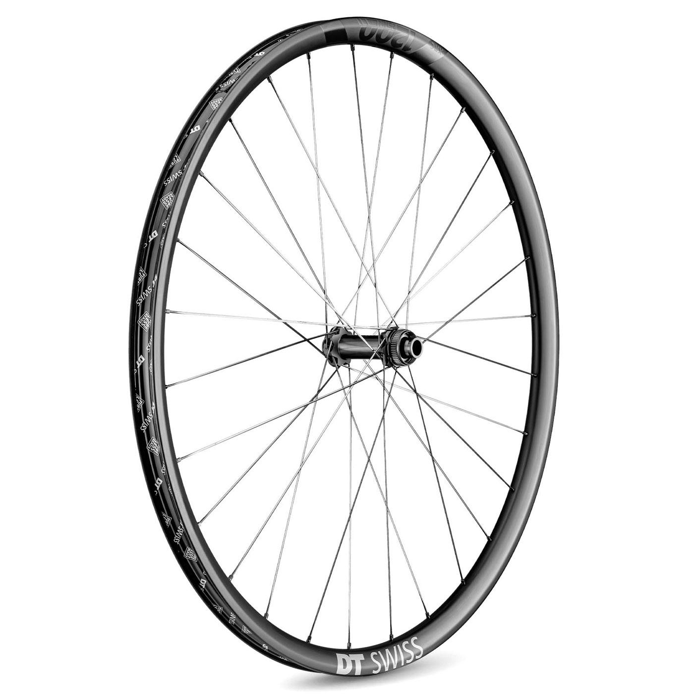 "DT Swiss XRC 1200 SPLINE 25 - Carbon - 29"" Front Wheel - Clincher - Centerlock / 6-bolt - 15x110mm Boost"