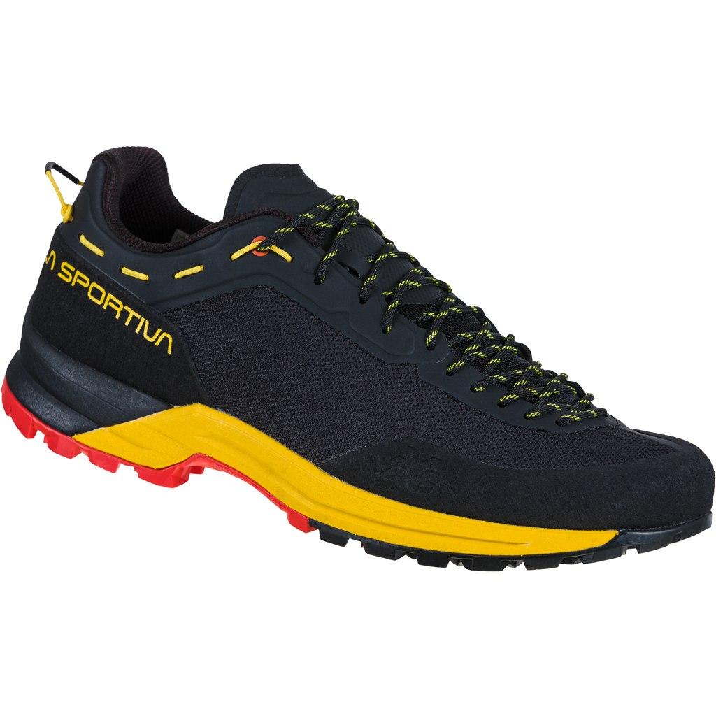 La Sportiva TX Guide Approach Shoes - Black/Yellow
