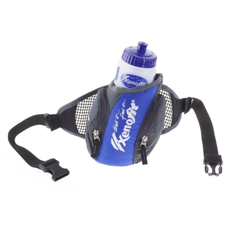 Xenofit Trinkgürtel + Trinkflasche