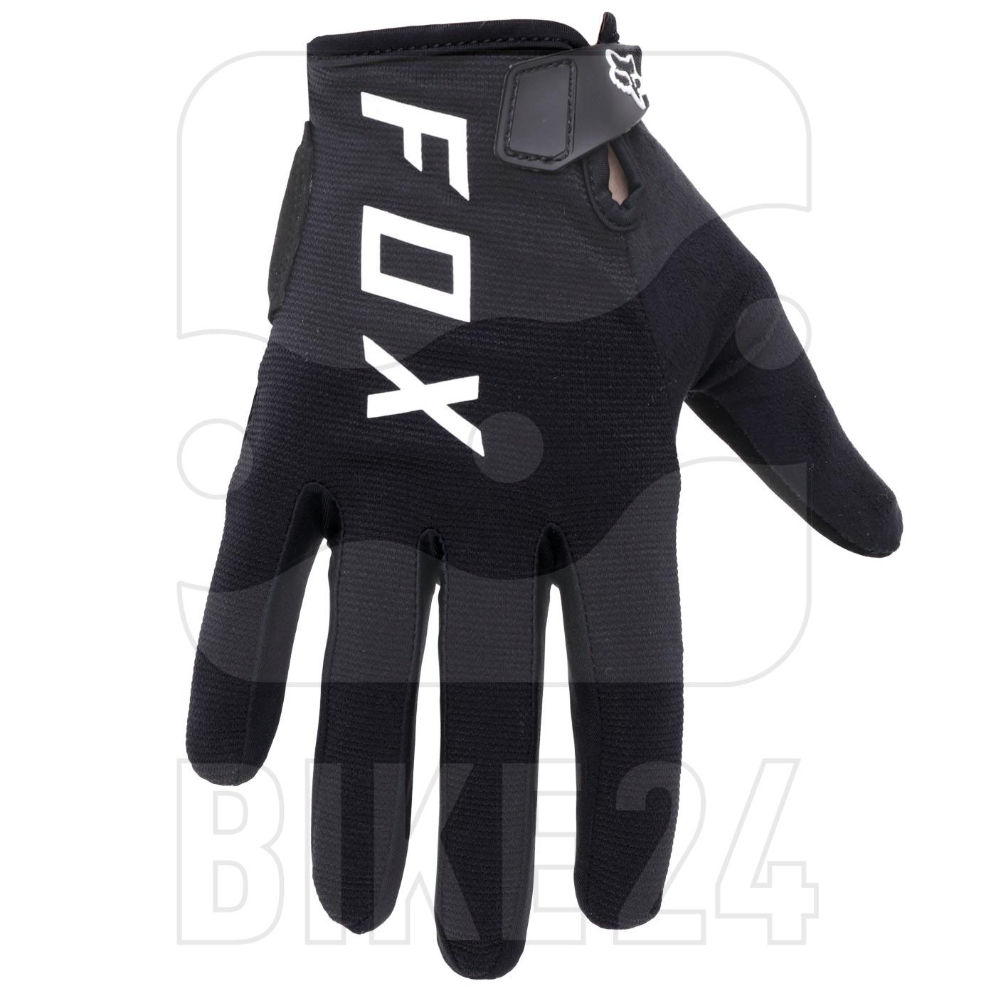 FOX Ranger MTB Gel Vollfingerhandschuh - black